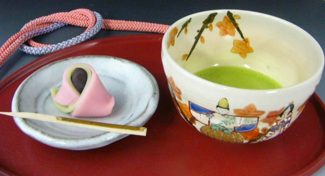桃の節句お茶.JPG