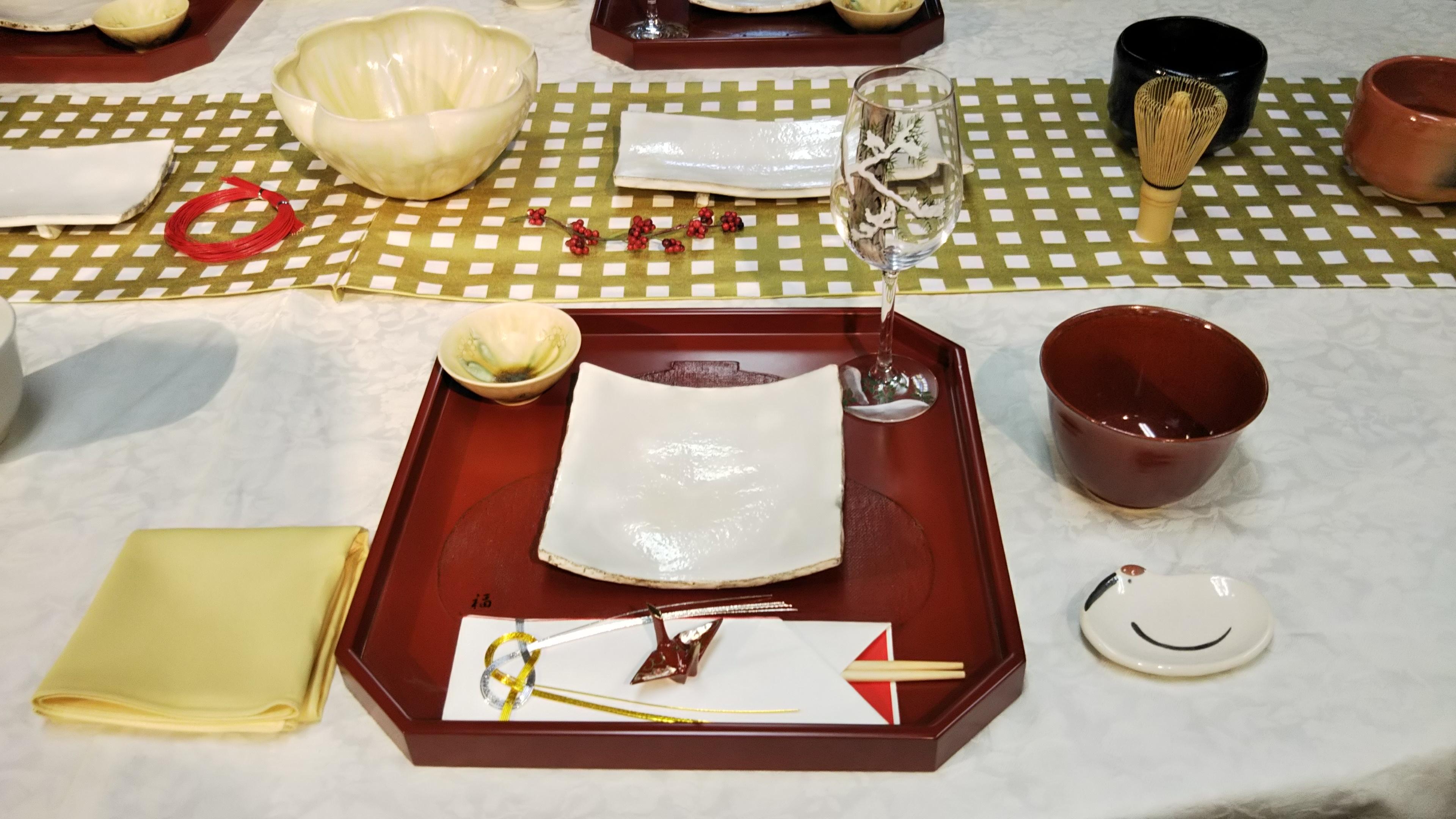 迎春テーブル (2).JPG